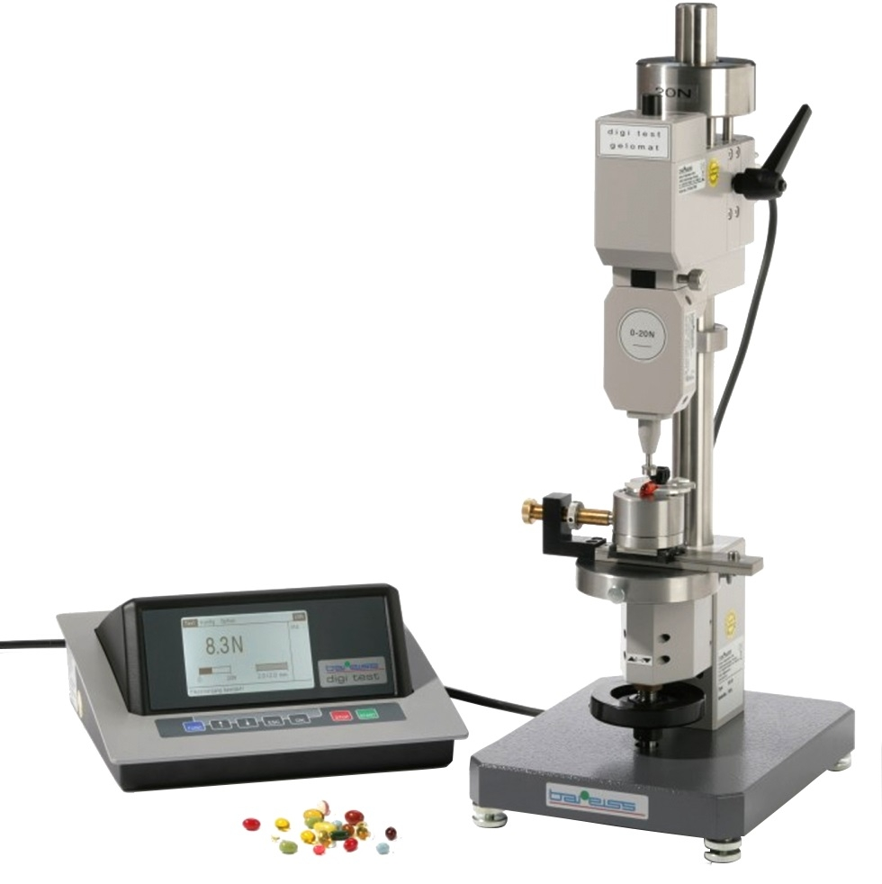 Soft Elastic Materials Hardness Tester digi testⅡGeromat